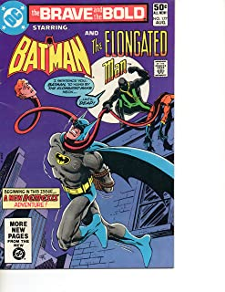 The Brave and the Bold #177 Starring Batman and the Elongated Man (The Hangman Club Murders)