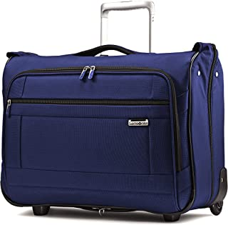 8d13f99b91 Samsonite Solyte Softside Carry-On Wheeled Garment Bag (True Blue)