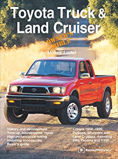 Toyota Truck and Land Cruiser Owner's Bible