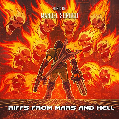 Riffs from Mars and Hell