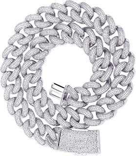 Best hip hop chains iced out Reviews