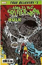 True Believers Spider-Man vs Hulk #1 Reprints ASM #328 (Marvel, 2019) NM