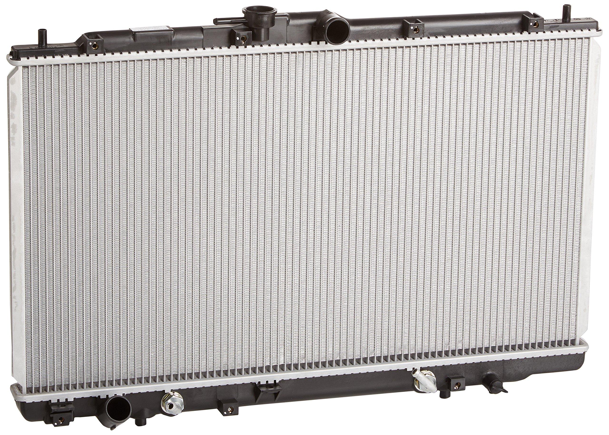 Prime Choice Auto Parts RK1483 Aluminum Radiator