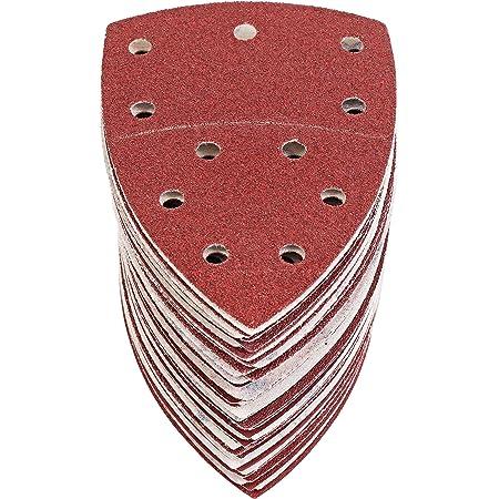 Bosch 5er Pack Pastille de sablage m480 net Best pour BOIS /& COULEUR 125 mm Grain 220