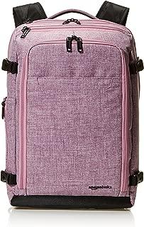 AmazonBasics Mochila para equipaje de mano, profesional, fin de semana, púrpura