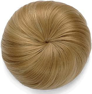 Onedor Synthetic Hair Bun Extension Donut Chignon Hairpiece Wig 16H613A
