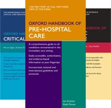 Oxford Medical Handbooks (49 Book Series)