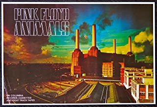 Pink Floyd - Animals/On Columbia Records and Tapes: Album Art Mini Poster