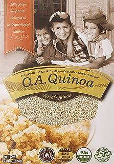 O.A. FOODS Organic Quinoa - Premium White, 909 gm