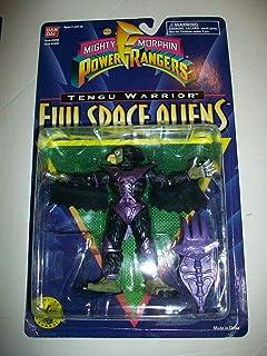 Amazon.com: Mighty Morphin Power Rangers Evil Space Aliens ...