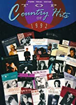 Top Country Hits of 1992 : Better Class of Losers; Blue Rose Is; Burn Me Down; Dallas; Rock My Baby; Same Ol' Love; Take a Little Trip; Working Woman; Today's Lonely Fool; the Time Has Come; Play, Ruby, Play; Norma Jean Riley (Piano-vocal-guitar)