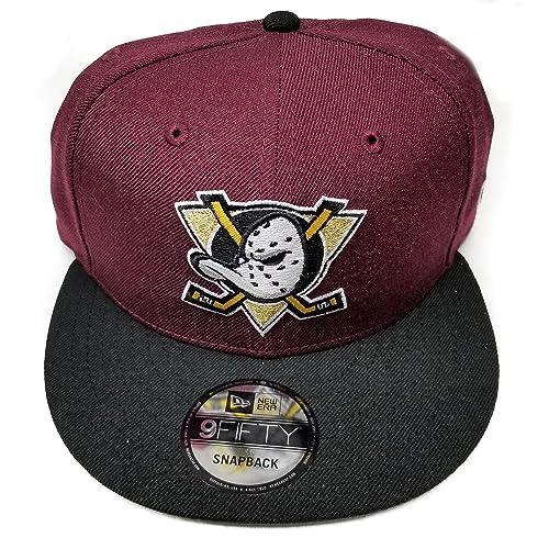 003c6a400f2ffc ... hot new era mighty anaheim ducks 9fifty black amy camo logo adjustable snapback  hat nhl 85267