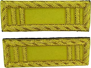 civil war officer shoulder boards