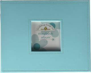 Doodlebug Design Storybook for Scrapbooking Album, 8 by 8-Inch, Swimming Pool