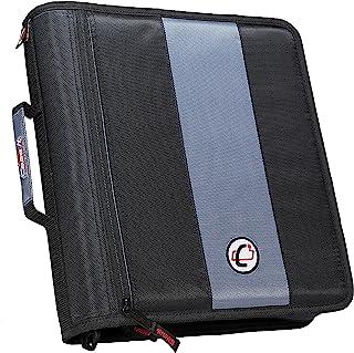 Case-it 2-Inch Ring Zipper Single