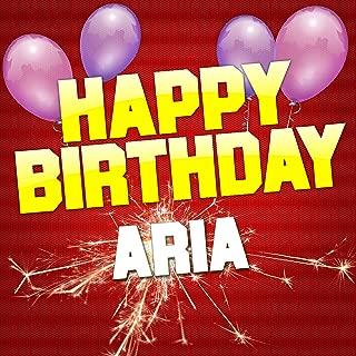 Happy Birthday Aria