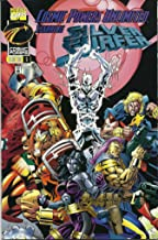 Cosmic Powers Unlimited #5 Marvel 1996
