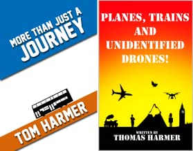The Complete Tom Harmer Collection (2 Book Series)