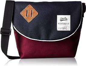 [Anero] Messenger Bag Mokucho Poly Messenger S Tricolor