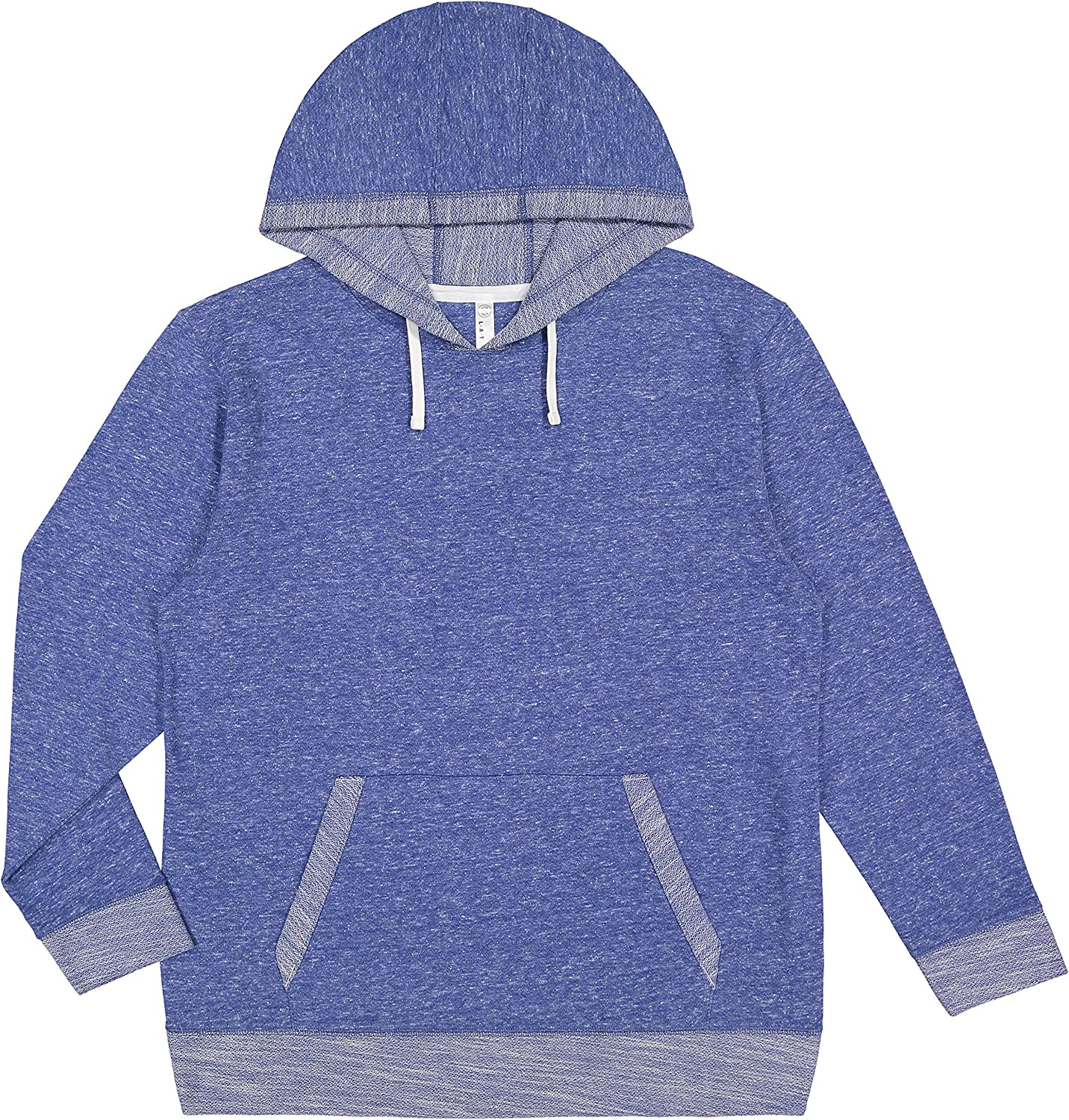 LAT Adult Unisex Los Angeles Mall Harborside Hoodie Terry Mélange French unisex