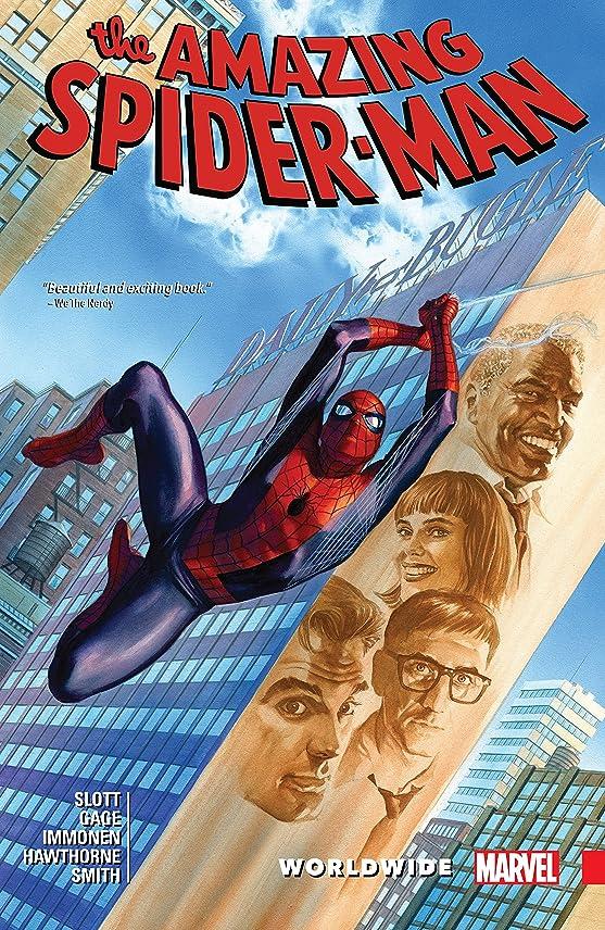 壊す謝る穴Amazing Spider-Man: Worldwide Vol. 8 (Amazing Spider-Man (2015-2018)) (English Edition)