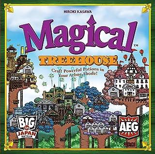 Alderac Entertainment 7037 Magical Treehouse - Juego de Mesa [Importado de Alemania]