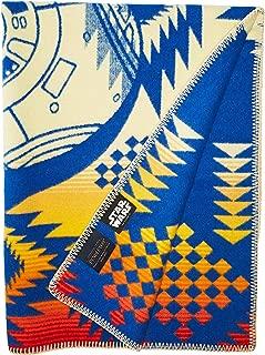 orange pendleton blankets