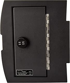 Lock'er Down Console Safe with 4 Digit Combo, Keep Personal Items Secure and Organized in Truck, Compatible with 2009 - 20...