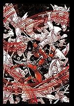 Deadpool: Black, White & Blood Treasury Edition