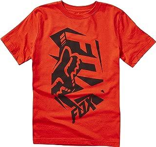 Fox Racing Boys Salut Short-Sleeve Shirt