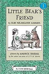 Little Bear's Friend (An I Can Read Book) Paperback