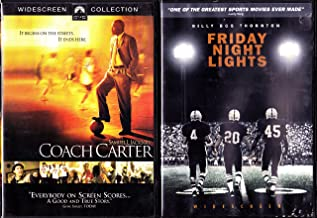 Coach Carter , Friday Night Lights : Sports Movie 2 Pack