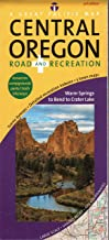 Central Oregon Road & Recreation Map, 3rd Edition
