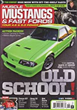Muscle Mustangs & Fast Fords Magazine November 2016