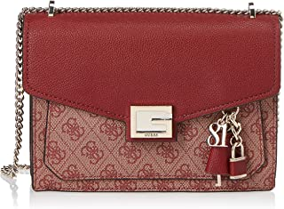 GUESS womens Valy Convertible Xbody Flap HANDBAGS