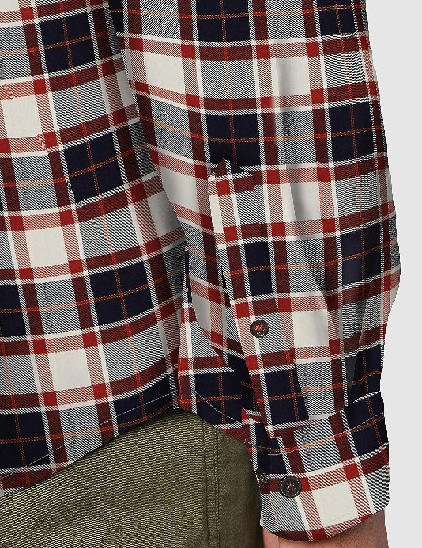 JACK /& JONES Herren Jjplain Pre Check Shirt Ls Hemd