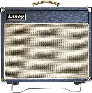 Laney Amps Guitar Combo Amplifier, Blue/Cream (L20T-112)