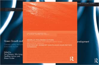 Contemporary Geographies of Leisure, Tourism and Mobility (51-100) (50 Book Series)