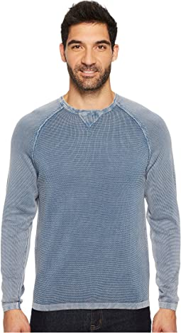 Mod-o-doc - Solana Raglan Long Sleeve Crew Sweater