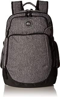quiksilver backpack grey