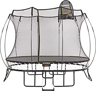 large oval springfree trampoline