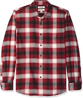 Best mens red flannel jacket Reviews