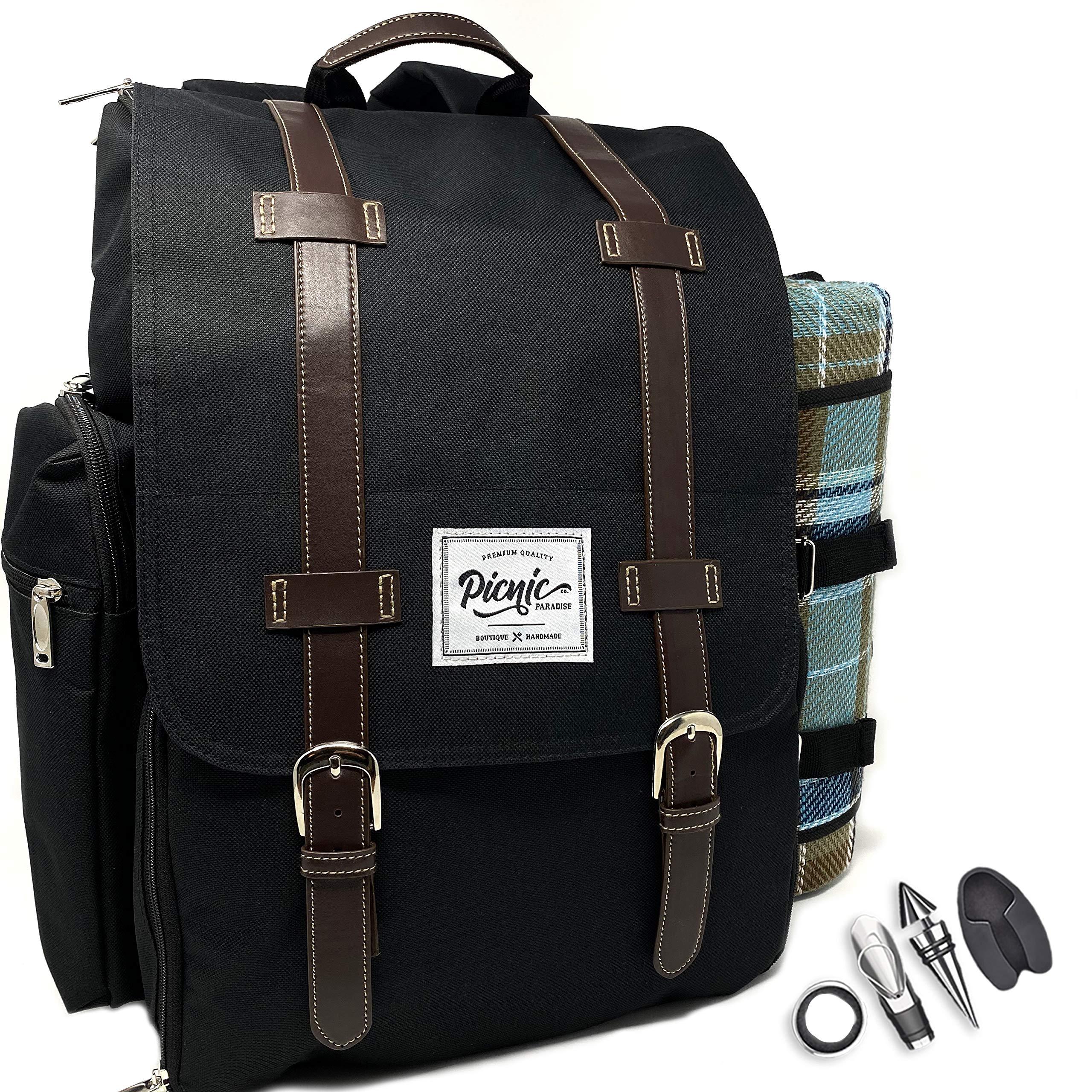 Picnic Paradise Co Backpack Waterproof