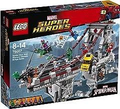 LEGO Marvel Super Heroes Spider-Man: Web Warriors Ultimate Bridge Battle 76057 by LEGO