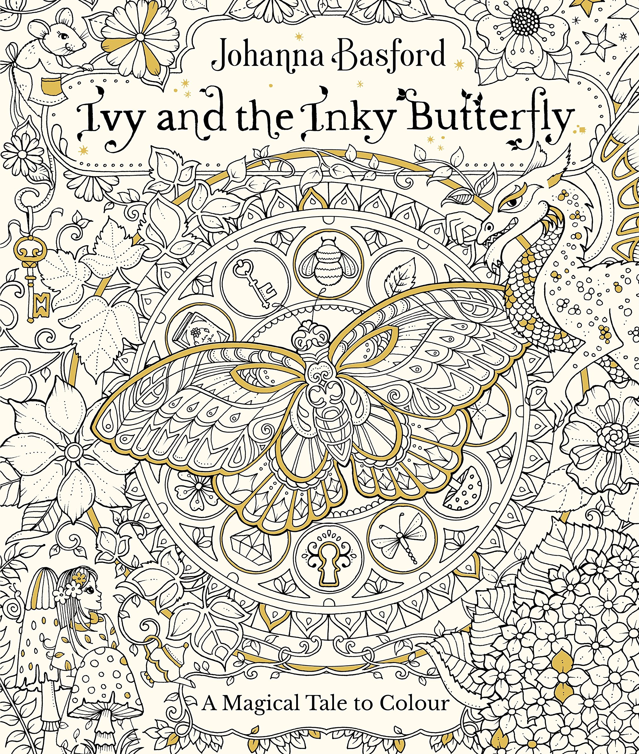Image OfIvy And The Inky Butterfly