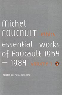 Essential Works of Michel Foucault, 1954-1984 (v. 1)
