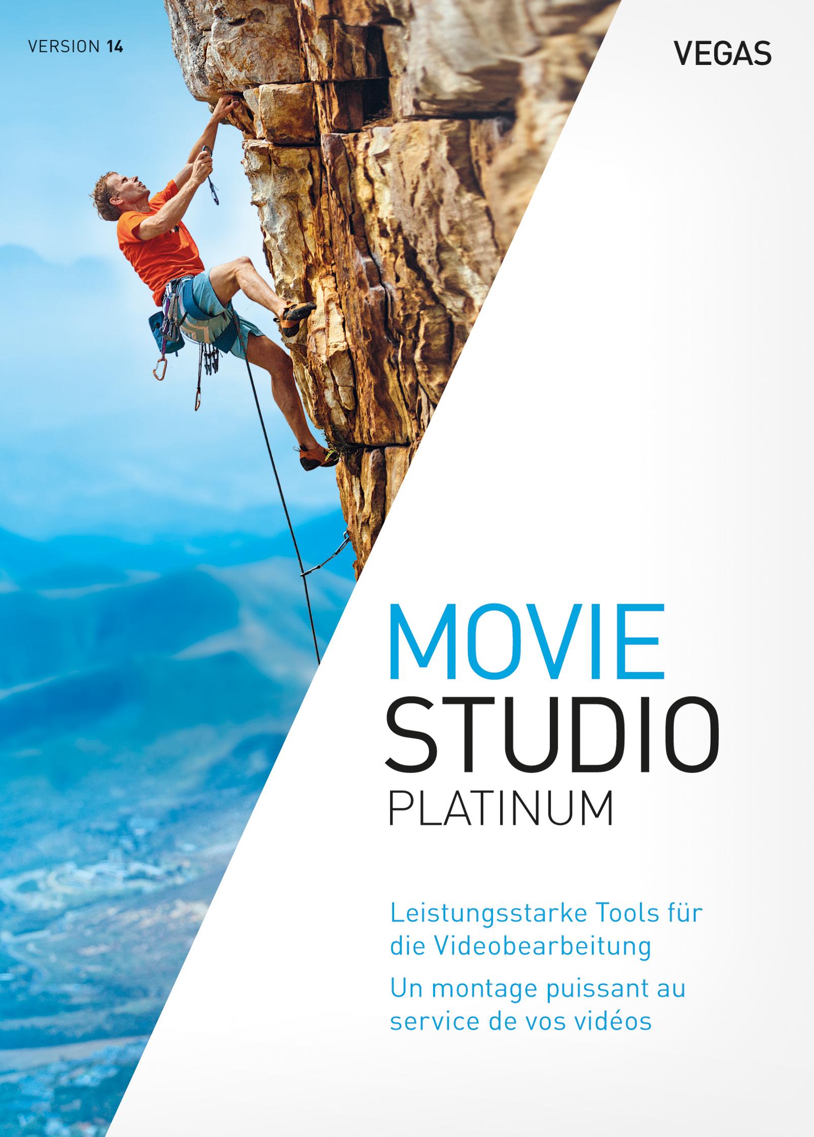 VEGAS Movie Studio 14 Platinum [Download]