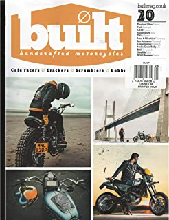 Built HAndcrafted Motorcycles Magazine Issue 20 Engines of Growth
