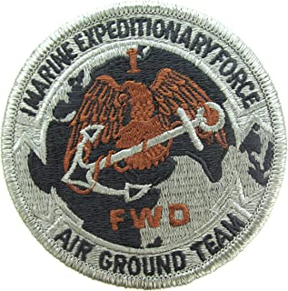 1st MEF Marine Expeditionary Force FWD ACU Patch Foliage Green