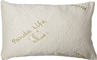 Panda Life Shredded Memory Foam Pillow-Queen
